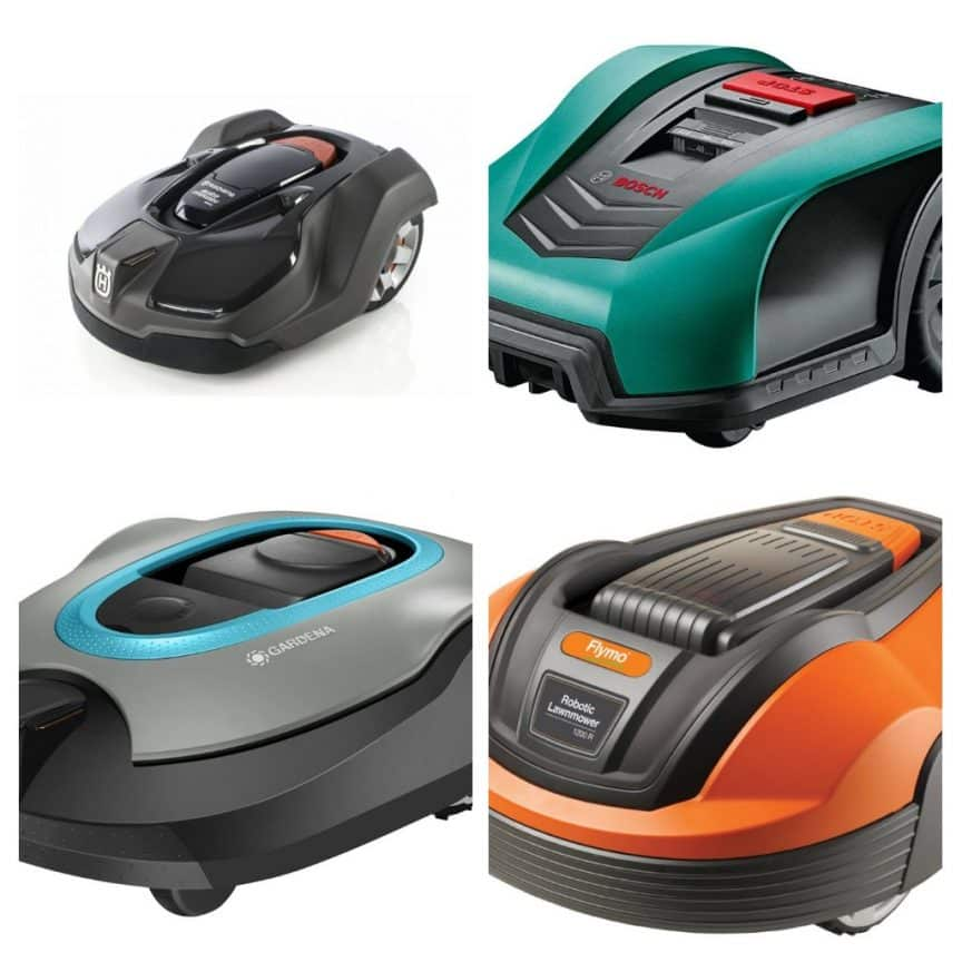 how much does a robot lawn mower cost
