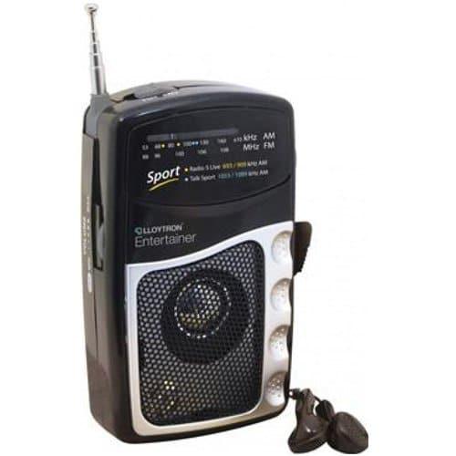 AM radio to locate break in perimeter wire my robot lawnmower