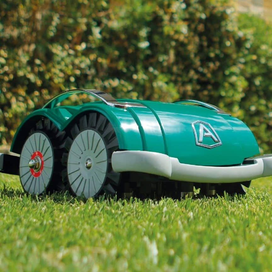 Ambrogio L60 robot lawn mower without perimeter wire