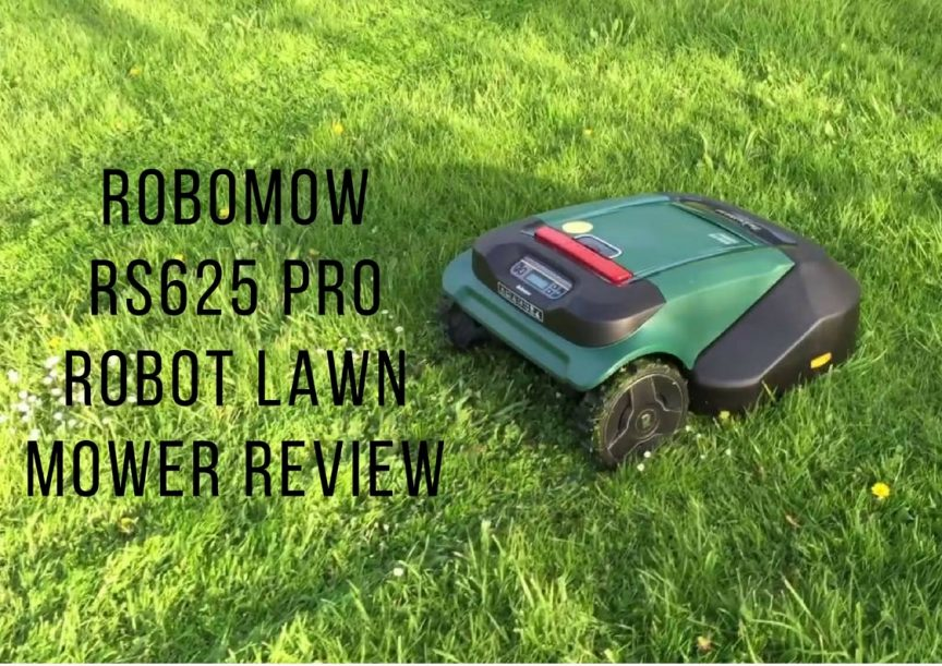 Robomow RS625 Pro Robot Lawn Mower Review