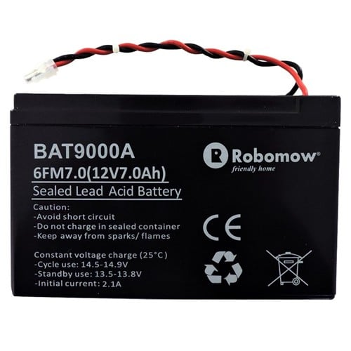 robomow battery my robot mower
