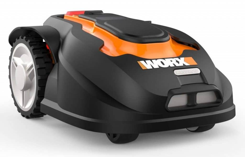 worx wg794 robotic lawn mower