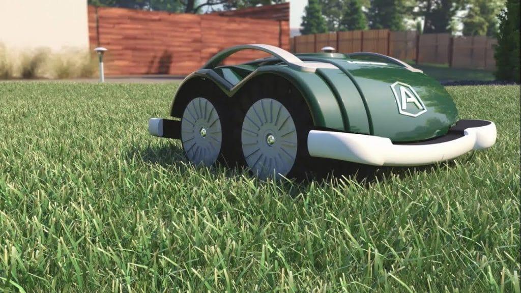 ambrogio l60 robot lawn mower