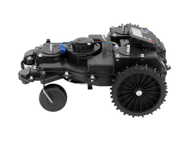 robot lawn mower chassis