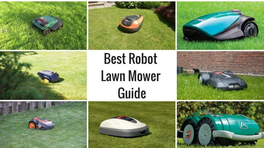 Best Robot Lawn Mower Guide