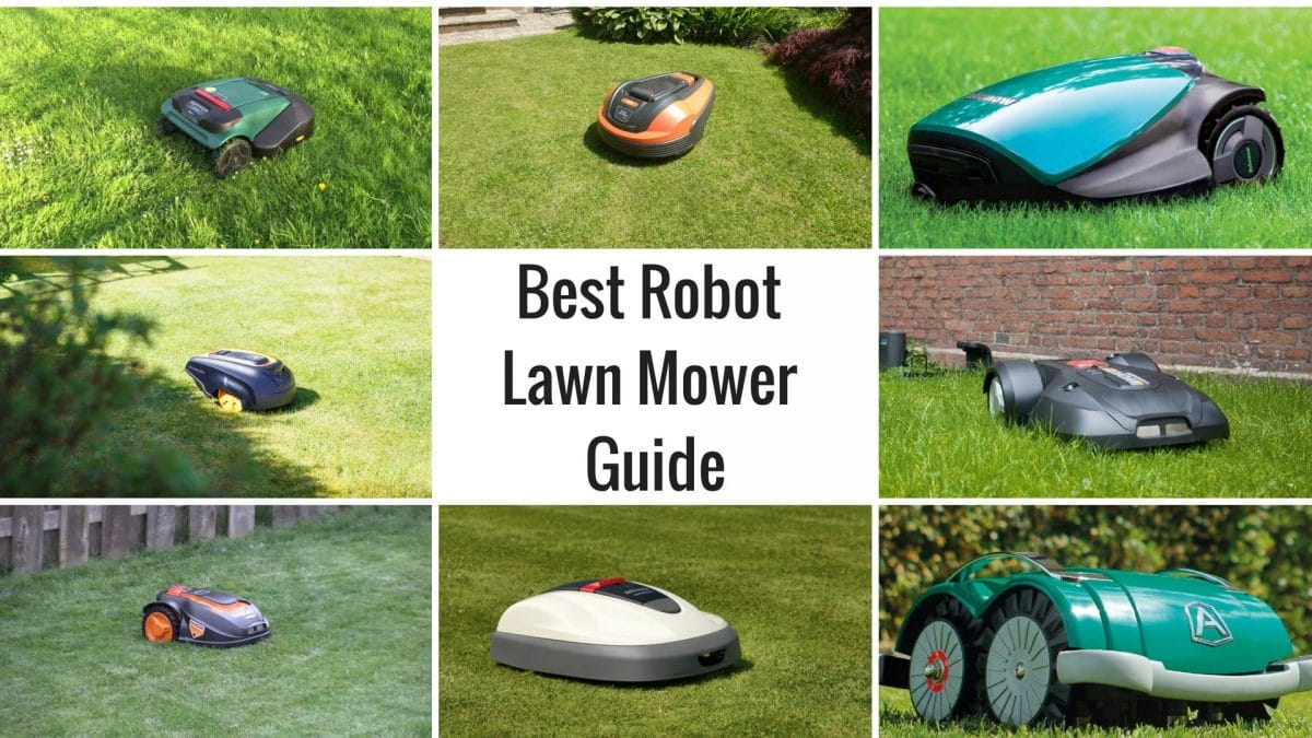The Best Robot Lawn Mowers (Comparison And Review) - My Robot Mower
