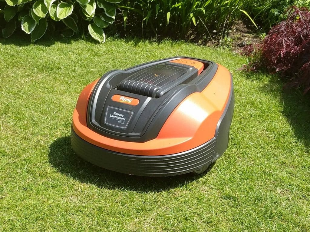 Flymo 1200R Robot Lawn Mower