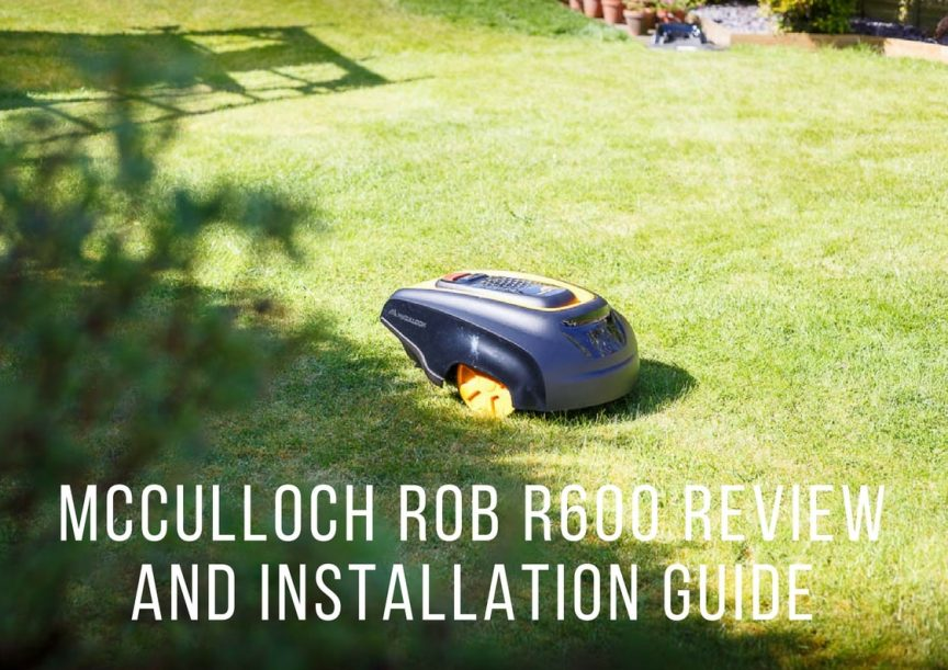 McCulloch ROB R600 Review And Installation Guide
