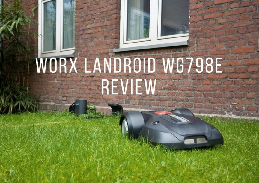 Worx Landroid WG798E Review My Robot Mower