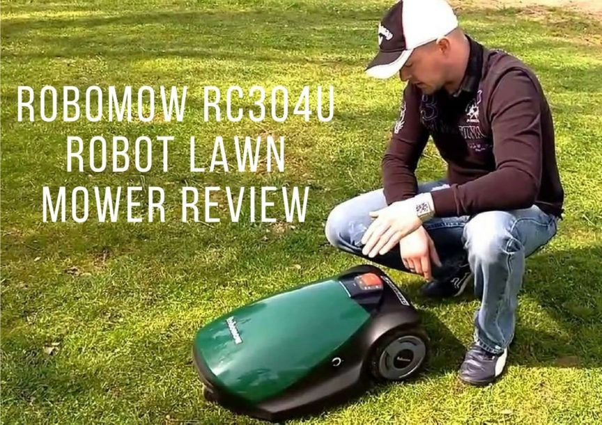 Robomow RC304u robot lawn mower review