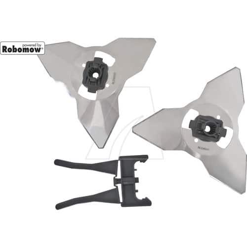 Robomow RS625 Pro spare blades