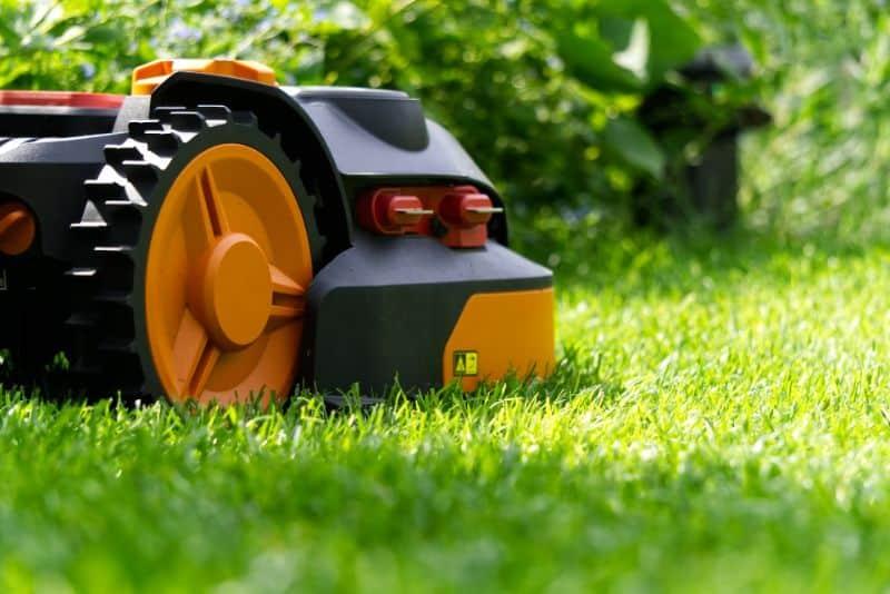 worx robot mower